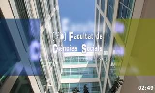 Image of the cover of the video;Video Estudia Sociología 2
