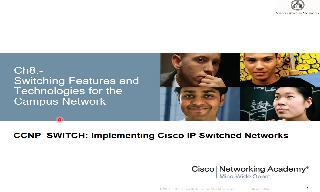 CCNP Switch 8