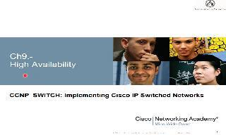 CCNP Switch 9