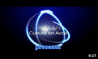 Version recortada a 30 seg del video GALA ARTXART.
