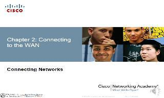 CCNA4 - Connecting to the WAN