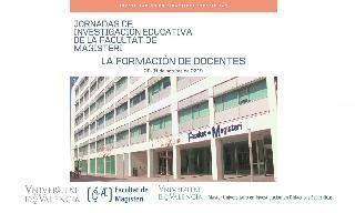 Jornades d'investigació educativa de la Facultat de Magisteri 2019, dia 30 matí