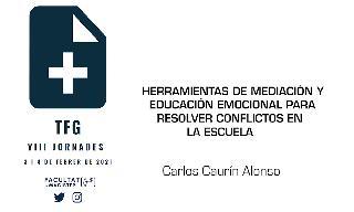 HERRAMIENTAS DE  MEDIACIÓN Y EDUCACIÓN EMOCIONAL