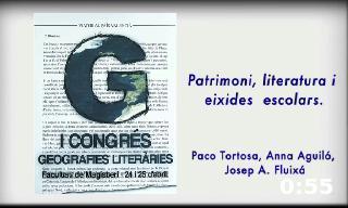 Patrimoni, literatura...