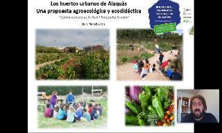 Los huertos urbanos de Alaquàs. Una propuesta agroecológica y ecodidáctica