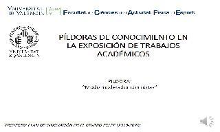 13) Modo moderador con notas (Irene Jiménez Pérez)