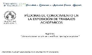 22) Tipología de póster (Alberto Encarnación Martínez)