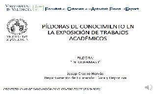 23) Infogramas I (Jose Juan Crespo Hervás)