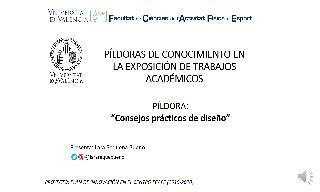 02) Consejos prácticos de diseño (Lara Requena Bueno)