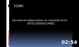 ICDAS II