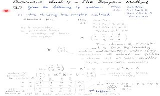 Solution to theoretical exercise 9 of Unit 4 - The Simplex Algorithm. Course Mathematics I