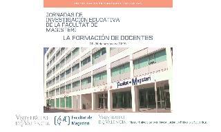 Jornades d'investigació educativa de la Facultat de Magisteri 2019, dia 31 matí