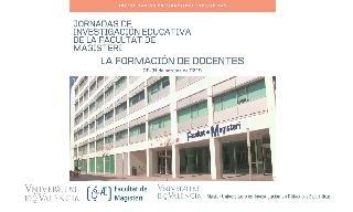 Jornades d'investigació educativa de la Facultat de Magisteri 2019, dia 28 matí